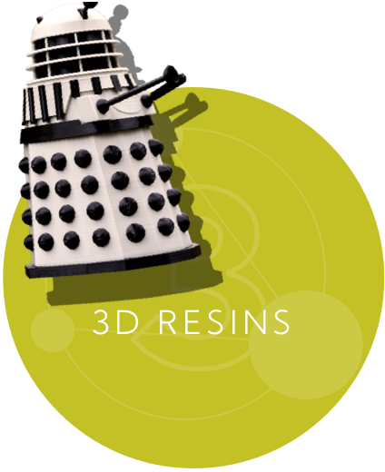 3D Resin icon